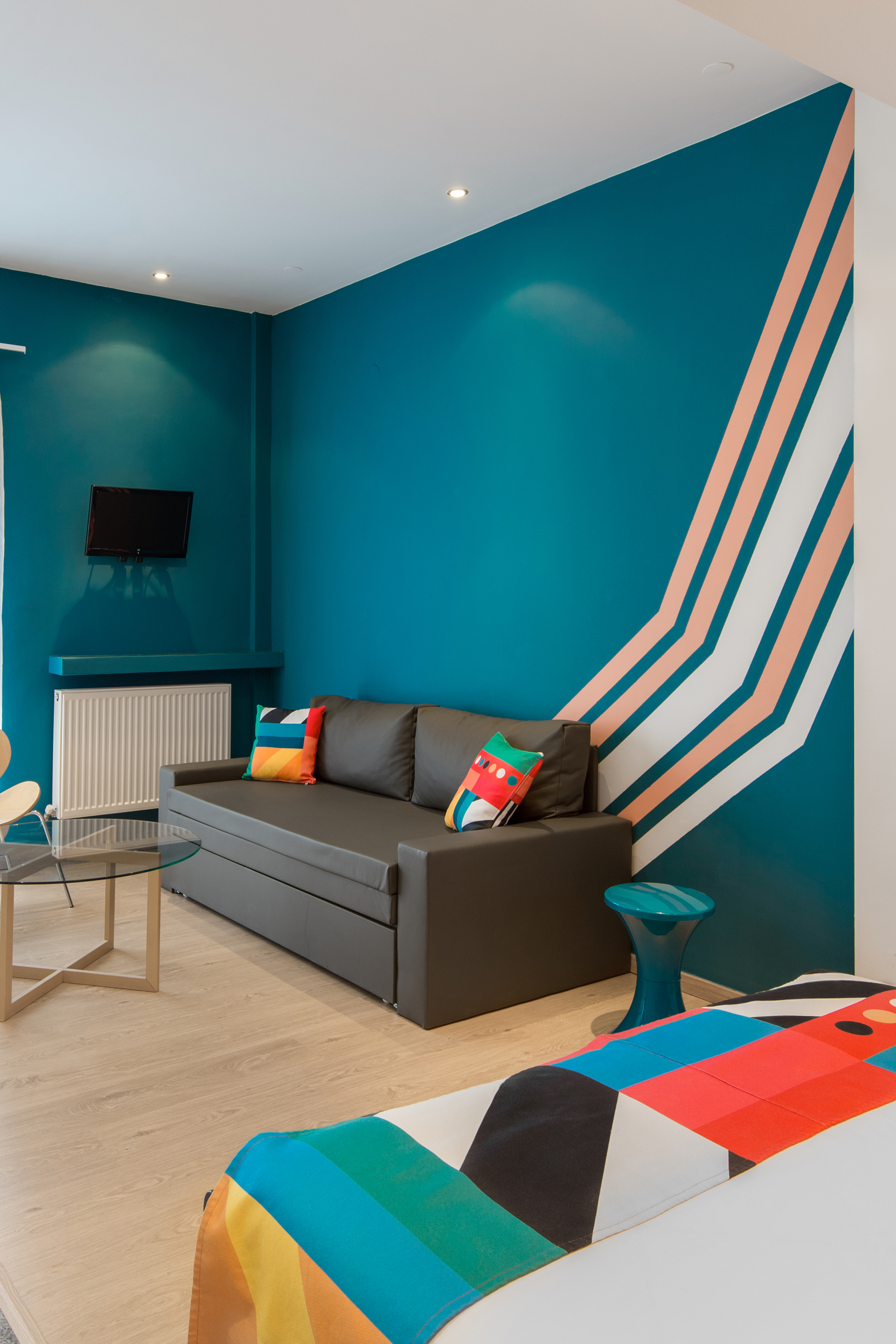 Colors rooms apartments thessaloniki - Colors for small rooms ...